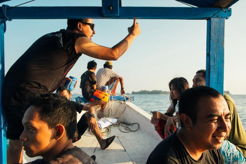 Kepulauan Seribu, 2015