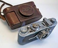 Leica Pertama Henri cartier Bresson