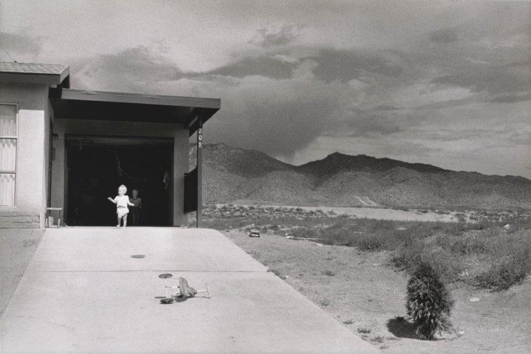 Albuquerque, 1957 Credit Garry WInogrand